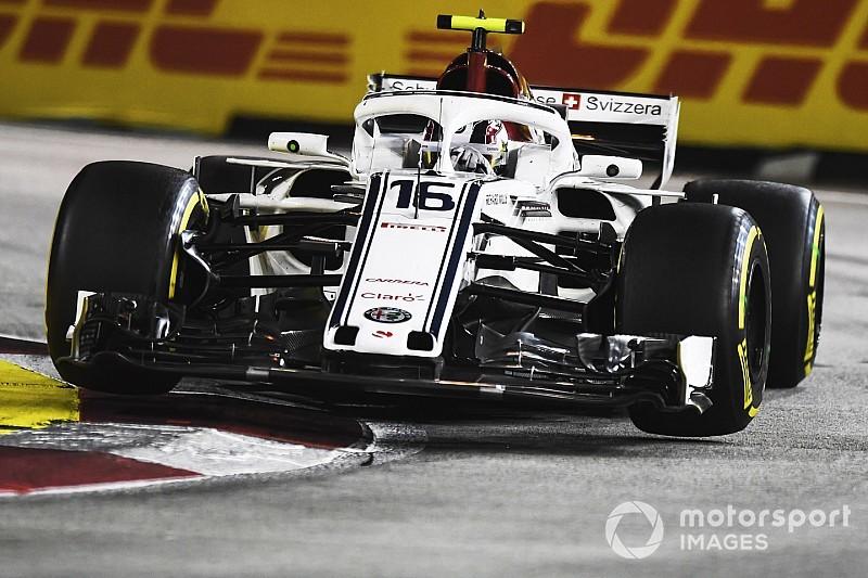 """Leclerc tegen Van Amersfoort: """"Ferrari een kans die je moet grijpen"""""""