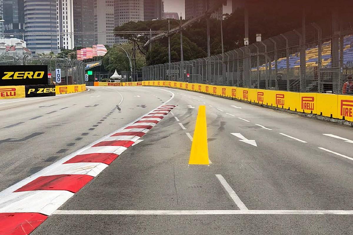 FIA, pilotların Singapur'daki pist sınırlarını ihlal etmesine karşı önlem alıyor