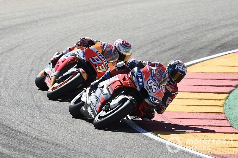 Через Ducati Маркес почав думати про 2019 рік
