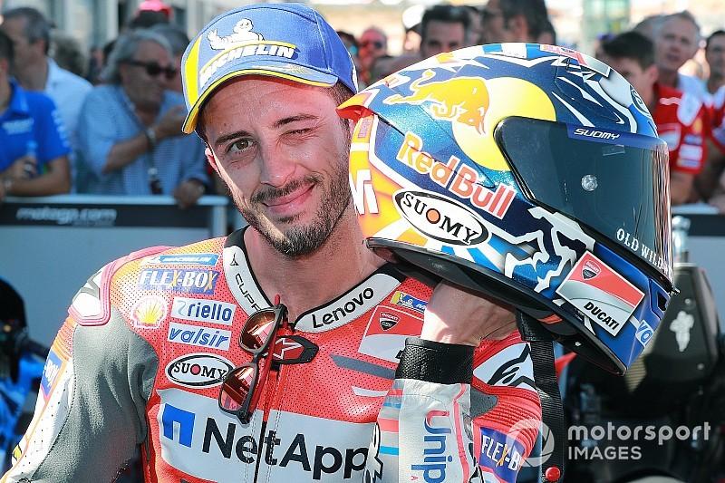 Dovizioso ódákat zeng a Ducati fejlődéséről