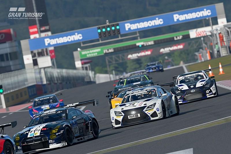 В игре GT Sport появилась трасса «Фудзи» и девять новых машин