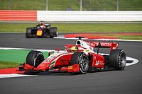 Silverstone F2: Schumacher tops practice for the first time