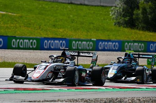 Eerste F3-zege voor rookie Pourchaire, Verschoor vierde