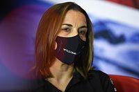 Claire Williams se cuestiona el rol que tuvo en Williams F1