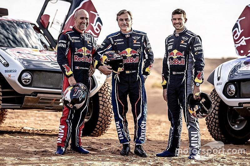 X-Raid Mini bevestigt Sainz, Peterhansel, Despres voor Dakar 2019