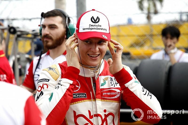 Mick Schumacher: Jetzt im Dunstkreis der Formel 1