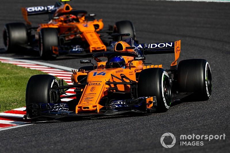Alonso wil enkel echte prijzen: Titel 'best of the rest' interesseert me niets