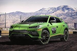 Lamborghini представила новую гоночную серию для SUV