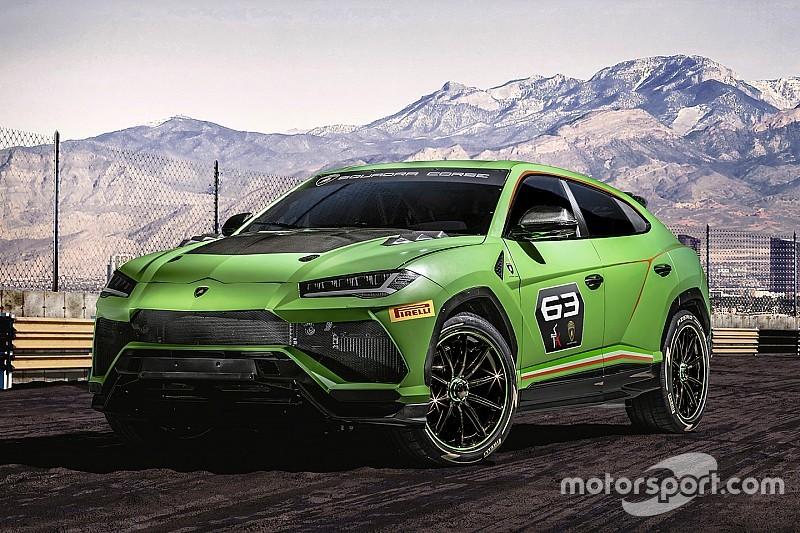 Lamborghini pone en marcha un campeonato de SUV
