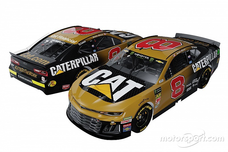 Daniel Hemric's new Cup ride comes with an iconic number