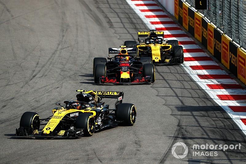 Verstappen dice que el nuevo motor de Renault para 2019 es
