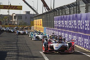Mahindra's d'Ambrosio: No time to catch breath in tense last lap