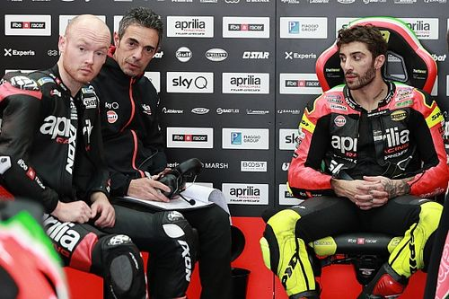 Iannone grateful Aprilia didn't take 'easier' option