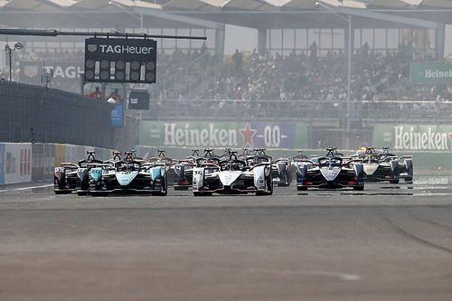 Formula E indefinitely postpones Mexico, Sanya races