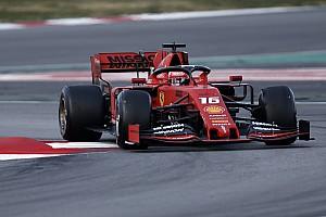 Ferrari voert tijdenlijst ook aan tijdens ochtendsessie tweede testdag