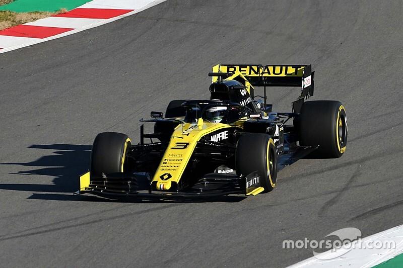 Renault'nun test programı belli oldu