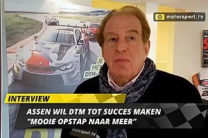 Assen wil DTM-debuut tot succes maken: