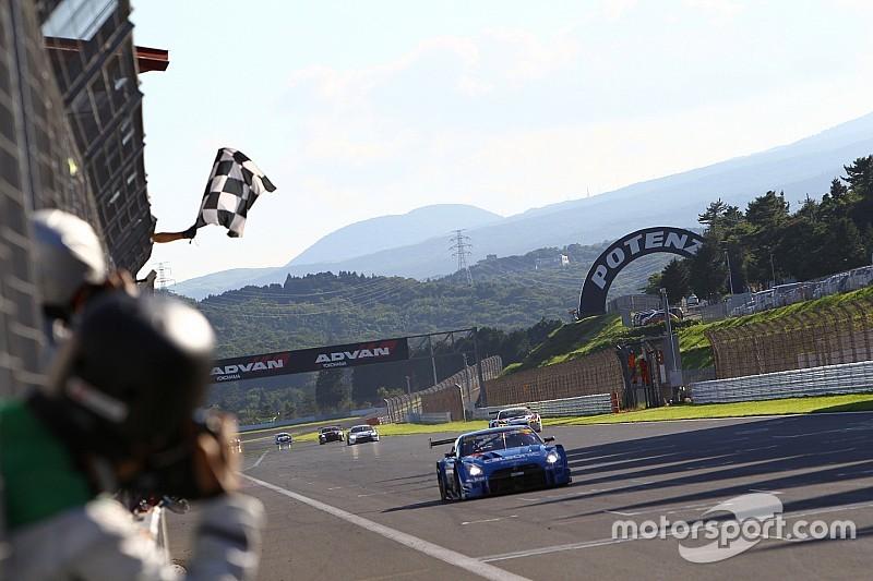 12号車インパル、富士で今季初優勝。安田「壊れたりしないかな……と思っていた