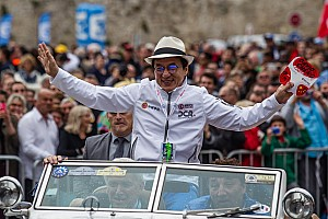Le Mans Breaking news Jackie Chan compares winning Le Mans to receiving Oscar
