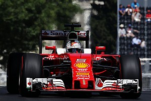 Formula 1 Qualifying report European Grand Prix – Second row for Vettel and Raikkonen