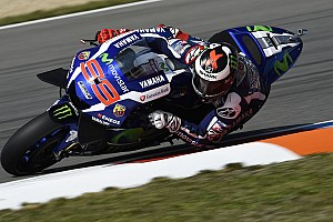 MotoGP Testing report Lorenzo leads Rossi in Brno post-race test