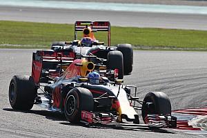 Formula 1 Breaking news Ricciardo sure Red Bull can handle Verstappen rivalry
