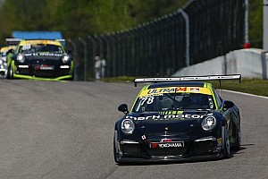 IMSA Others Race report Robichon earns first career victory at CTMP
