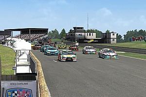 eSports 比赛报告 模拟房车锦标赛SRTCC2016第4站英国Thruxton赛后报道