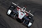 Castroneves quickest in race trim at Phoenix