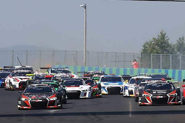 Blancpain Sprint 2016 Blancpain GT Series season finale promises to be unpredictable