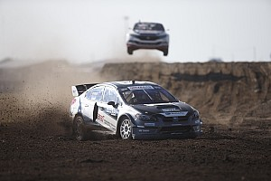 Global Rallycross Breaking news Sandell, Atkinson join Subaru GRC attack