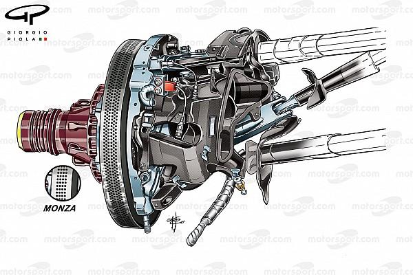 Formula 1 Ultime notizie Clamoroso: la FIA vieta la sospensione con il bracket della Ferrari?