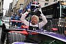 Формула E Ричард Брэнсон сел за руль машины Формулы Е