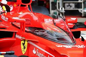 F1-szélvédő: kételyek a 9 kilós polikarbonát körül