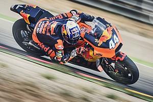 MotoGP Новость KTM пригласила на тесты перспективного гонщика Moto2