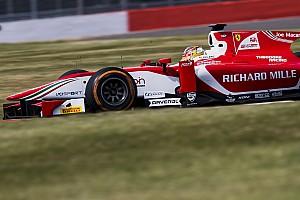 FIA F2 Gara Vittoria con brivido per Charles Leclerc in Gara 1 a Silverstone