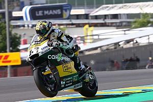 Moto2 Kwalificatieverslag Luthi start dankzij nieuw polerecord vooraan in Franse Grand Prix