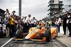 IndyCar News Indy 500: Alonso verspricht im Fast-Nine-Shootout noch