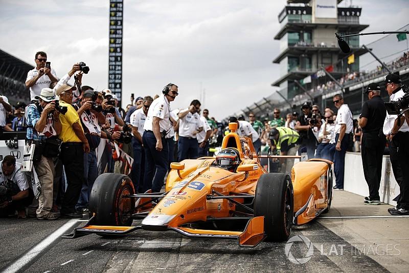 McLaren, IndyCar'da tam sezon yarışmaya hazırlanıyor