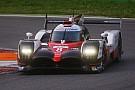 Toyota comenzó adelante en Silverstone