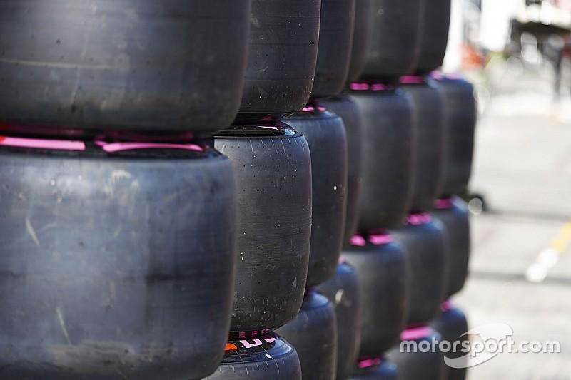 Команды Ф1 впервые в сезоне сами выбрали шины на гонку