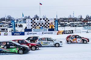 General Пресс-релиз II этап Чемпионата России по трековым гонкам на льду прошел на Раменском Ипподроме