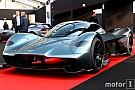 L'Aston Martin d'Adrian Newey exposée à Paris!