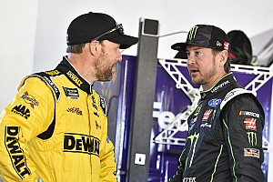 NASCAR Cup Special feature NASCAR Mailbag - Silly Season update and the next step for Cup cars