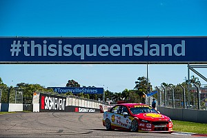 Supercars Qualifying report Townsville Supercars: McLaughlin flies to ninth season pole
