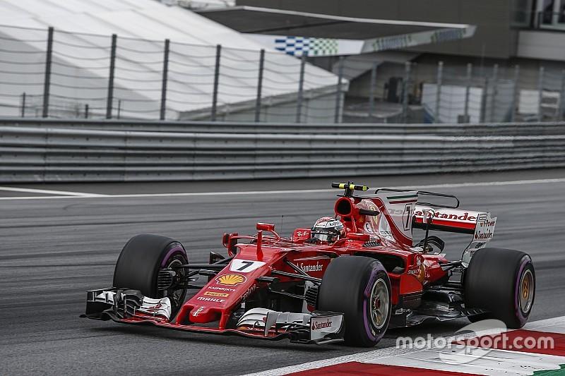 【F1】ライコネン「もっと酷い結果だったかもしれない。3番手に満足」