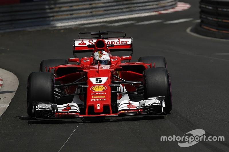 EL2 - Vettel domine, Mercedes en retrait