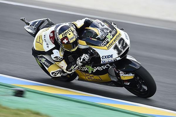 "Moto2 Intervista Lüthi: ""Felice del terzo posto dopo il blackout di Jerez"""