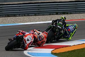 MotoGP Commento La colonna di Mamola: