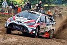 WRC Toyota in Finlandia con importanti novità di software e motore